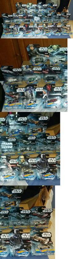 Toys And Games: Hot Wheels Star Wars Cars Set ( Carships And Character Cars ) 18 Pcs. -> BUY IT NOW ONLY: $59.99 on eBay!
