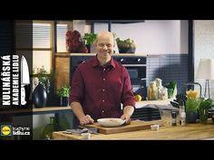 Špagety Carbonara - Roman Paulus - Kulinářská Akademie Lidlu - YouTube Lidl, Roman, Chef Jackets, Button Down Shirt, Men Casual, Shirt Dress, Youtube, Mens Tops, Shirts