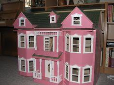Mine dukkehuse: Mit dukkehus fra Harald Nyborg