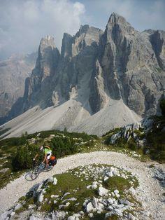 TransAlpes con un par de ruedas: 2.780 km pedaling from Portbou to Viena through the Alps