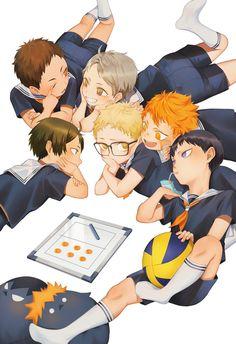 Haikyuu so cute Haikyuu Kageyama, Haikyuu Manga, Haikyuu Funny, Haikyuu Fanart, Kagehina, Hinata, Daisuga, Nishinoya, Anime Chibi