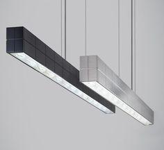 Luminaire suspendu / à LED / linéaire BIZA  TECH LIGHTING