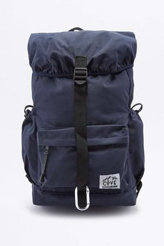 "Cove – Rucksack ""Canyon"" in Marineblau"