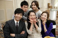 Lee Seung Gi, Shin Min Ah and My Girlfriend is a Gumiho's Cast