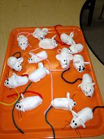 model magic mice...would Crazy Clay work?
