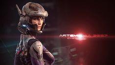 Artemis AA 3057 -Model & Texture Reel-