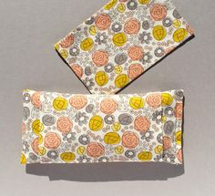 Eye Pillow-Two Washable Covers-Organic Cotton-Organic by PureRest