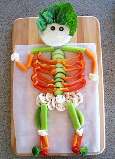 Time For The Holidays: Healthy Halloween Recipes