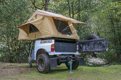 My hime build Suzuki Vitara Camper Trailer.  #suzuki #suzukivitara #sufuckinzuki #zukichick #4wdgirl #custom #4wd #4x4 #offroad #reardrawers #4wddrawers #rooftoptent #foxwingawning #rhinorack #ozoffroad #maxxis #tasmania #camping #camp #campingtrailer #offroadtrailer #spacecase #builtnotbought #tasmania #outdoors #photography