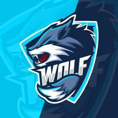 Discover thousands of Premium vectors available in AI and EPS formats Logo Esport, Art Logo, Logo Branding, Logo Lobo, Wolf Design, Design Art, Best Gaming Wallpapers, Game Logo Design, Esports Logo