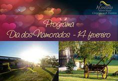 Promoção de São Valentim 2013 na Quinta da Coutada Hotel Rural a partir de 17,5€/pax | Peniche | Escapadelas ®