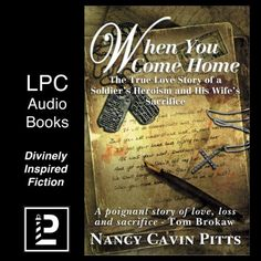 35 best audio books from lpc acx audible amazon audiobooks when you come home a world war ii story of love loss and sacrifice a poignant story of love loss and sacrifice fandeluxe Image collections