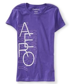 Aero Vertical Graphic T