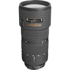 Nikon AF Zoom-Nikkor 80-200mm f/2.8D ED Lens 1986 B&H Photo | B&H Photo Video