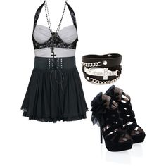 """""""Untitled #443"""" by bvb3666 on Polyvore"""