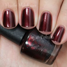 """OPI """"German-icure By OPI"""" - Peachy Polish"""