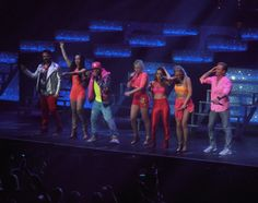 Bring It All Back Tour #SClub7 Manchester, 2015 #music