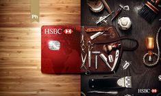 """Check out this @Behance project: """"HSBC - Digital Ads"""" https://www.behance.net/gallery/44226939/HSBC-Digital-Ads"""