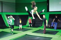 Launch Trampoline Park RI - awesome place to bring the kids! New business has people bouncing off the wall - Warwick Beacon