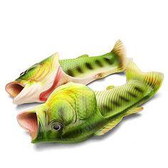 04a2b386d61f Fish Flop Sandals - Fish shaped sandals for men