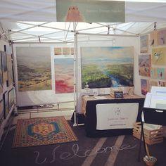 art/craft fair booth