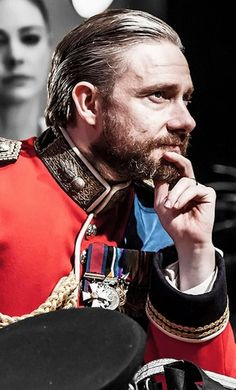 Martin Freeman #RichardIII