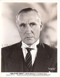 Donald Crisp,  silent & talking film actor, screen writer, producer, director  1882-1974