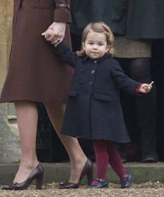 The Duchess of Cambridge Jokes Charlotte Is The Boss In The Family During 'Mummy Chat'