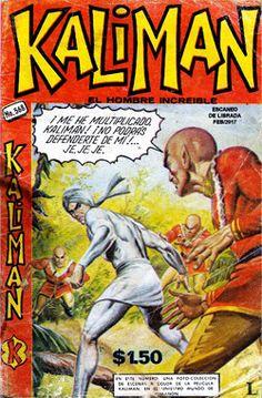 Comics Mexicanos de Jediskater: Kaliman No. 568, Viernes 15 de Octubre de 1976