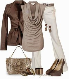 Charming fall fashion outfit collection