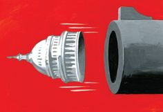Loaded Chambers: A Brief History of Politicians Accidentally Shooting Things | Mother Jones