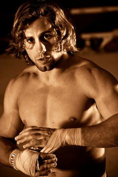 """The California Kid"" Urijah Faber - MMA Fighter in the UFC."
