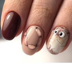 Nails, Manicures, Gemstone Rings, Nail Art, Gemstones, Beauty, Jewelry, Finger Nails, Nail Salons