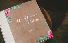 Casamento rústico-chique: convite de casamento - Foto: Maiatos