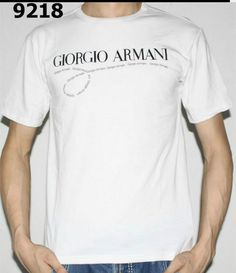 Armani men tshirt