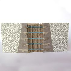 Image of Tempest - Decorative Spine Sewing