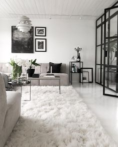 35 Beautiful Monochrome Living Room Decoration You Must Have The post 35 Beauti. - - 35 Beautiful Monochrome Living Room Decoration You Must Have The post 35 Beautiful Monochrome Living Room Decoration You Must Have appeared first on Vardagsrum Diy. Contemporary Living Room Furniture, Interior Design Living Room, Living Room Designs, Living Room Decor, Beach Living Room, Contemporary Kitchens, Contemporary Bedroom, Monochrome Interior, Home Decor Styles
