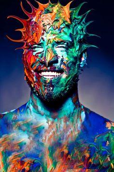 Sexual color par Gabriel Wickbold