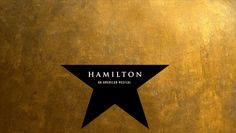 """Process Of Falling In Love With """"Hamilton"""""""