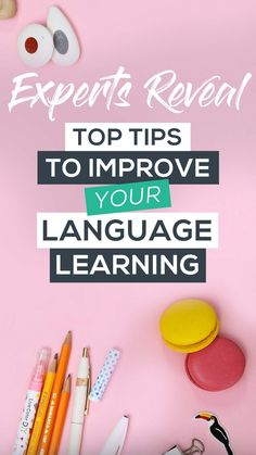 Speaking a foreign language is one of the most rewarding yet challenging tasks you can ever take on. That's why you need these top tips from 11 experts! #languagelearning #languages #learninglanguages