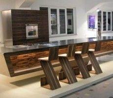 contemporary bar designs for home