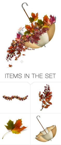 """Fall.."" by rasa-j ❤ liked on Polyvore featuring art and artset"