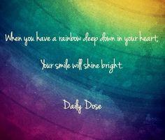 Rainbow Quotes 78 Best Rainbow Quotes images   Great quotes, Inspirational qoutes  Rainbow Quotes