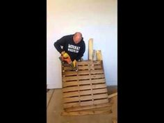 How to Break Down Pallets Quickly and Easily! - Lou Lou Girls