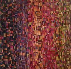Anne Parker - contemporary art quilt