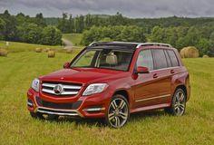 The Mercedes-Benz GLK350. For more information, visit here: http://mbenz.us/LBglCd