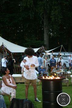 Festival Wedding aankleding door Vint-iets