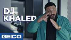 Morning Motivation With DJ Khaled - GEICO Insurance - YouTube Full Body Workout Routine, Commercial Advertisement, Great Ads, Best Commercials, Morning Motivation, Money Saving Tips, I Laughed, Rapper, Youtube