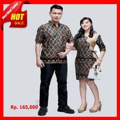 SRnB Thalita HITAM Couple: Rp.165.000,-  Bahan: katun primisima  # CARA ORDER : Komen BOOKED difoto dan kirimkan rekap order via (pilih salah satu) : 1 : LINE: Crown Batik 2 : TELEGRAM: @crownbatik 3 : SMS : 085647678910