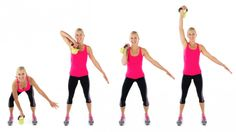 14+Kettlebell+Moves+For+An+All-Over+Body+Calorie+Torcher+[VIDEO]